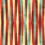Rocznika rhombus bezszwowy wzór Obraz Royalty Free