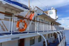 Rocznika riverboat obraz royalty free