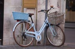 rocznika rower Fotografia Royalty Free