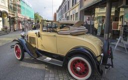 Rocznika samochód Zdjęcie Stock