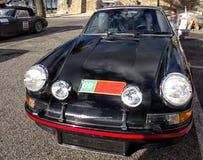 Rocznika samochód - Klasyczni pojazdy Fotografia Royalty Free