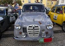 Rocznika samochód - Klasyczni pojazdy Zdjęcia Stock