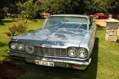 Rocznika samochodu Chevrolet Impala 1964 Coupe Obrazy Stock