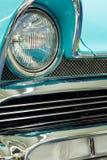 Rocznika samochodu zakończenie up Obrazy Royalty Free
