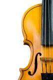 rocznika skrzypce Obrazy Royalty Free