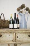 rocznika smaczny wino zdjęcie stock