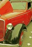 Rocznika spojrzenie przy jeden starym samochodem 2 Fotografia Royalty Free