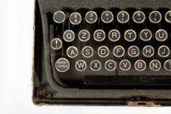 Rocznika stary maszyna do pisania Obraz Stock