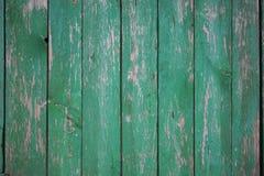 Rocznika tła drewniana tekstura z kępkami i gwóźdź dziurami fotografia stock