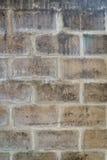 Rocznika tło stary ściana z cegieł Fotografia Royalty Free
