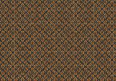 Rocznika tło z gwiazdowym wzorem, mozaiki tekstura z skrzyżowaniem wykłada, fiołkowa brown pomarańcze wałkoni się czerwonego żółt Obraz Stock