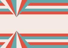 Rocznika tła geometrii projekt Fotografia Royalty Free