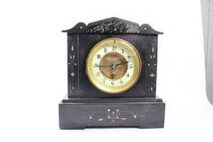 Rocznika Timepiece zegar na Bia?ym tle obrazy royalty free