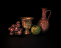 Rocznika wino Fotografia Stock