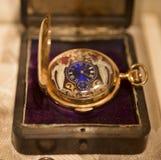 Rocznika zegarek fotografia stock