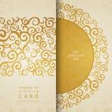 Roczników kartka z pozdrowieniami. Zdjęcie Stock
