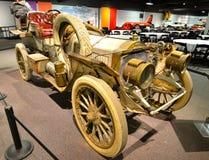 Roczników samochody w Krajowym samochodu muzeum, Reno, Nevada Fotografia Royalty Free