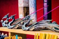 Roczny średniowieczny rynek w Orihuela Hiszpania obrazy royalty free