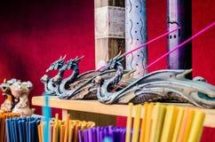 Roczny średniowieczny rynek w Orihuela Hiszpania zdjęcia royalty free