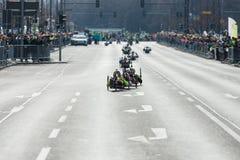Roczny Berliński Przyrodni maraton berlin Niemcy Obrazy Royalty Free