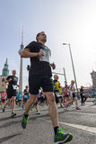 Roczny Berliński Przyrodni maraton berlin Niemcy Obraz Stock