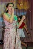 Roczny koncert amator w Gomel regionie obraz royalty free