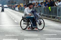 Roczny 37th Berliński Przyrodni maraton Fotografia Royalty Free