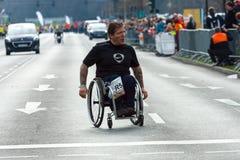 Roczny 37th Berliński Przyrodni maraton Zdjęcie Royalty Free