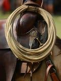 rodéo de corde photo libre de droits