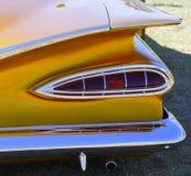 Rod Art Details caldo Fotografia Stock