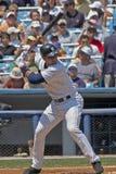 A-Rod At Bat 08/03/06 Royalty Free Stock Photo