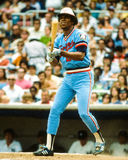 Rod Carew minnesota twins Zdjęcie Stock