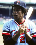 Rod Carew minnesota twins Obrazy Royalty Free