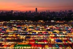 Rod Fai Market Stock Photos