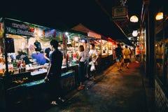 Rod Fai Night Market 2 Ratchada in Bangkok, Thailand royalty-vrije stock foto