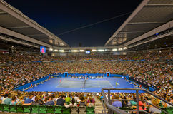 Rod Laver Area in the Australian Open Stock Images