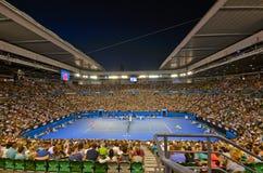 Rod Laver Area no australiano abre Imagens de Stock