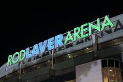 Rod Laver Arena fotografía de archivo
