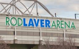 Rod Laver Arena Royaltyfria Bilder