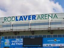 Rod Laver Arena Royaltyfria Foton