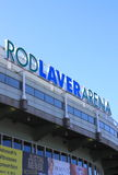 Rod Laver Arena Melbourne Australia Stock Photo