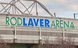 Rod Laver Arena Royalty Free Stock Images
