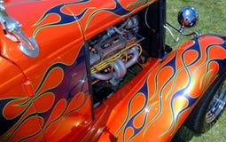 Rod quente Foto de Stock Royalty Free
