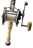 Rod and Reel Stock Photography
