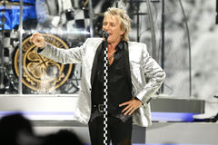 Rod Stewart Royalty Free Stock Photography