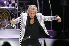 Rod Stewart Royalty Free Stock Photos