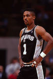 Rod Strickland, San Antonio Spurs Stock Images