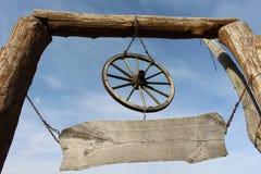 Roda Foto de Stock Royalty Free