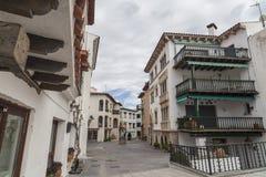 Roda Bera, Catalonia, Spanien Fotografering för Bildbyråer