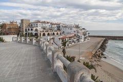 Roda Bera, Catalonia, Spanien Royaltyfri Foto
